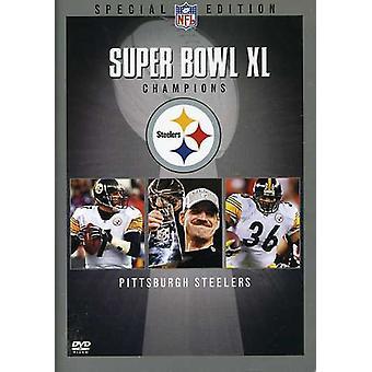 Super Bowl 40 [DVD] USA importerer