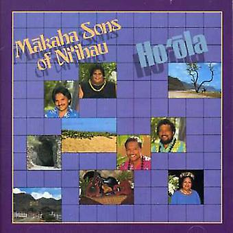 Makaha sønner af Ni'Ihau - Ho'Ola [CD] USA importerer