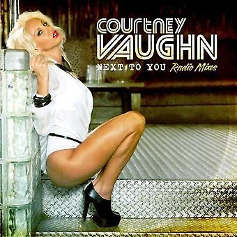 Courtney Vaughn - naast u-Radio mixen [CD] USA import
