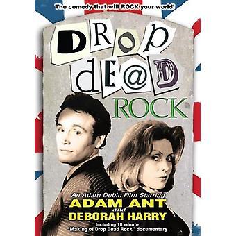 Importazione di Drop Dead Rock [DVD] Stati Uniti d'America