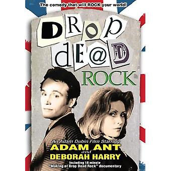 Drop Dead Rock [DVD] USA import