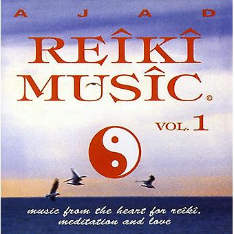 AJAD - 1-medytacyjna muzyka Reiki [CD] USA import