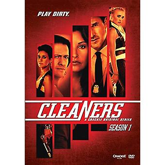 Cleaners: Complete First Season [DVD] USA import