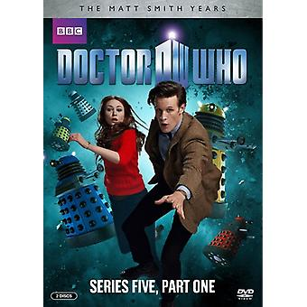 Doctor Who: Serie Five - Part One [DVD] Stati Uniti importare