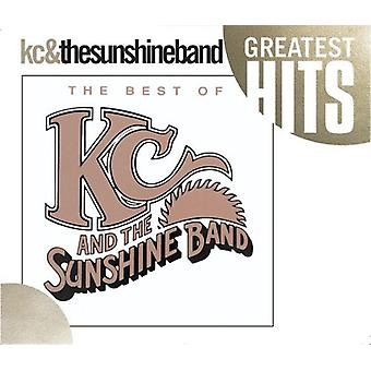 K.C. & the Sunshine Band - bästa av K.C. & Sunshine Band [CD] USA import