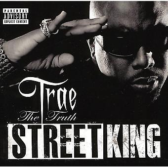Trae Tha Truth - Street King [CD] USA import