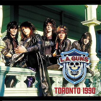 L.a. Guns - Toronto 1990 [CD] USA import
