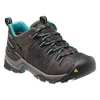 Keen Gypsum Low Womens Shoes Raven/Baltic