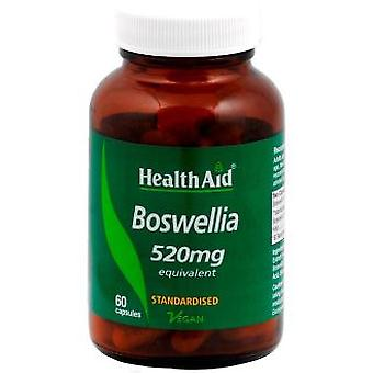 Health Aid Boswellia 60 Capsules 520 mg (Kruiden remedies , Supplementen)