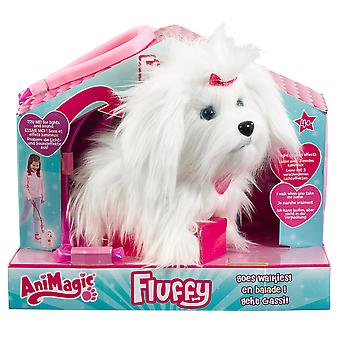 Animagic Fluffy  (Toys , Dolls And Accesories , Soft Animals)