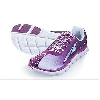 Altra The One 2.0 Womens Shoes Purple/Gray