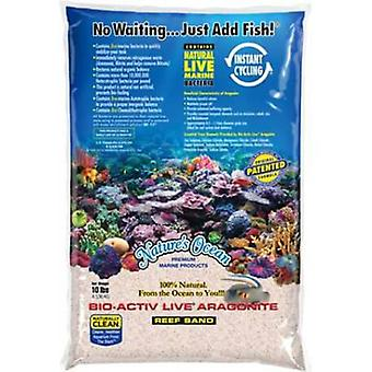 Natures Ocean Bio Activ Live Rosa 0.5-1.7 Mm 4.5 Kg (Fish , Plant Care , Substrates)