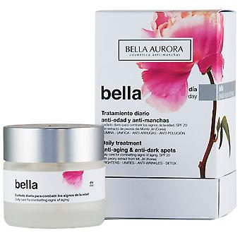 Bella Aurora Beautiful Day Treatment Anti Aging And Anti Stain 50 ml