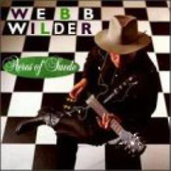 Webb Wilder - Acres af ruskind [CD] USA import