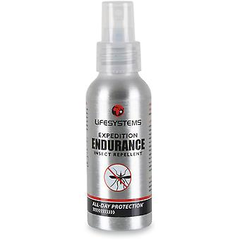 Lifesystems 100ml Expedition Endurance Repellent Spray