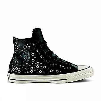 Converse CTAs distressed Hi 158968C-001 ladies Moda shoes