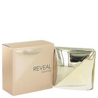 Calvin Klein rivelare Eau de Parfum 100ml EDP Spray
