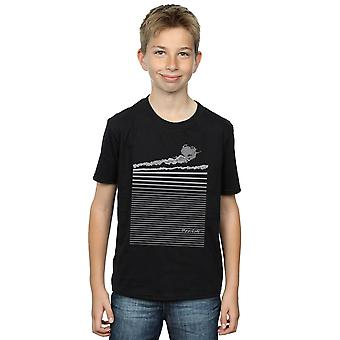 The Wizard Of Oz Boys Wicked Witch Flying T-Shirt