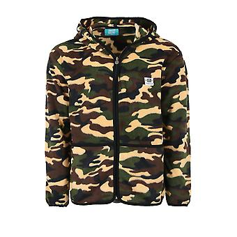 Sweet SKTBS Fredriksson fleece jacket mens fleece-jacket camouflage 10049010
