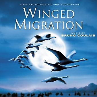 Bruno Coulais - Winged Migration [Original Motion Picture Soundtrack] [CD] USA importar