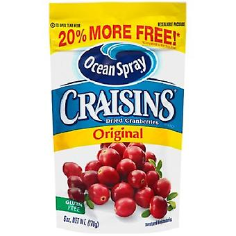 Ocean Spray Craisins originale Dried Cranberries
