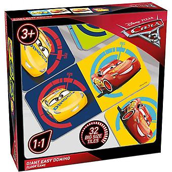 Tactic Games Cars 3 Giant Easy Domino