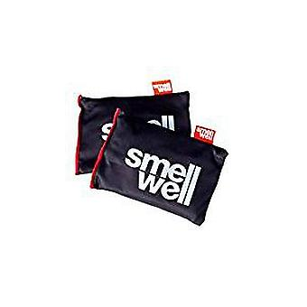 SmellWell anti-lugt puder 2 Pack