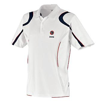 James Pro Polo White/Navy ladies 6359-09