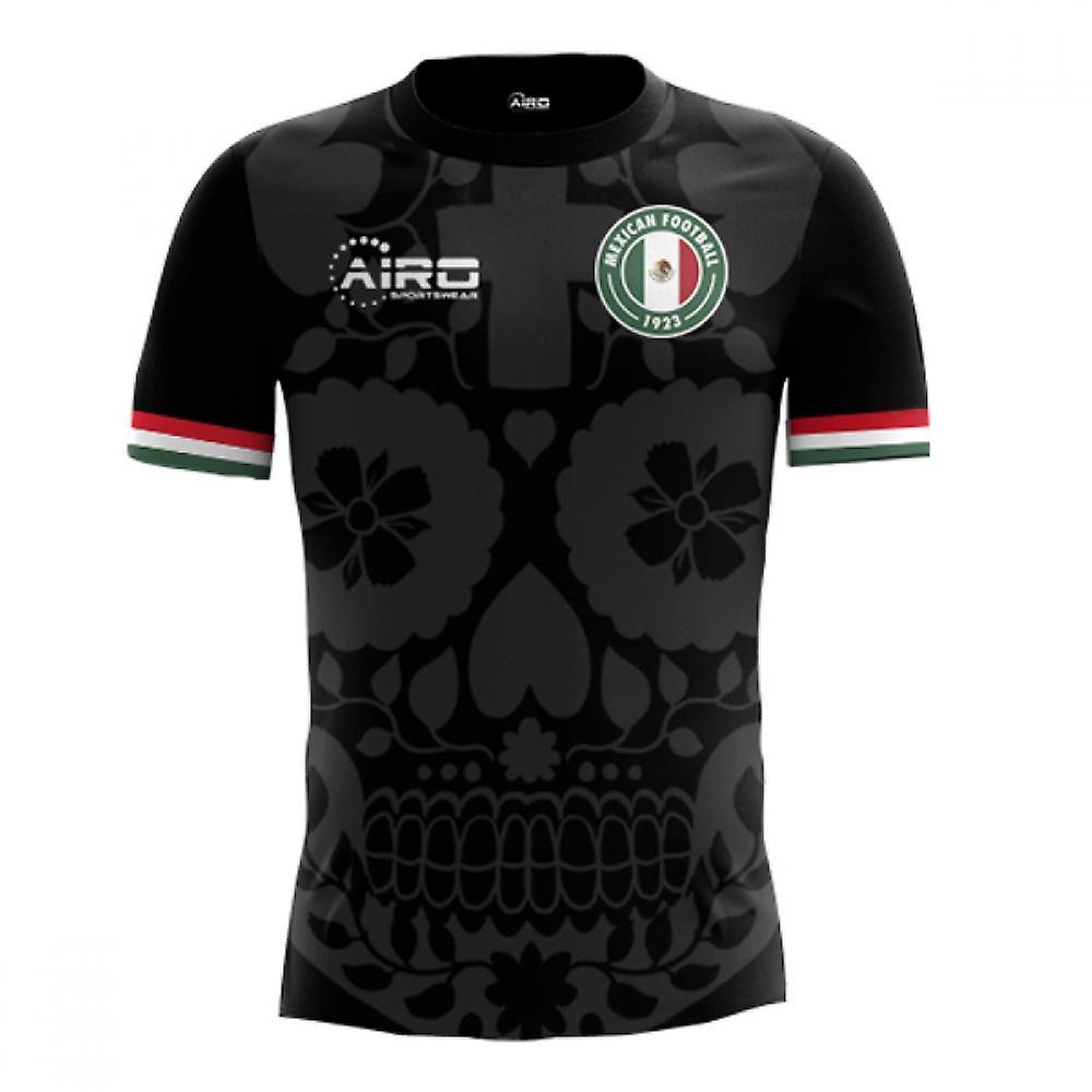2018-2019 Mexique troisième Concept maillot de foot