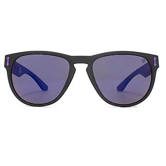 Dragon Marquis H20 Sunglasses In Matte Black Plasma Ionized