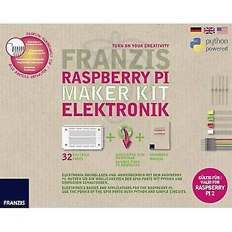 Maker kit Franzis Verlag Raspberry Pi Maker Kit Elektronik 978-3-645-65339-8