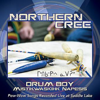 Nordlige Cree - tromle dreng: Mistikwaskihk Napesis [CD] USA import
