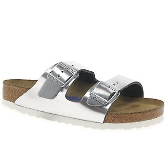 Birkenstock Arizona SFB Womens Slip-On sandaler