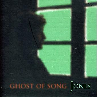 Jones - Ghost of Song [CD] USA import