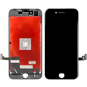 Полный блок дисплея LCD сенсорная панель совместим для Apple iPhone 7 4.7 черный