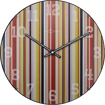 Nextime Wall clock 35 Cm (Decoration , Clocks)