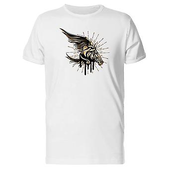 Copper Pegasus Tee Men's -Image by Shutterstock
