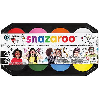 Snazaroo Face Painting Palette-