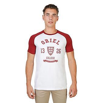 Oxford University T-shirts Oxford University - Oriel-Raglan-Mm 0000039253_0