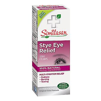 Similasan Stye Eye Relief Eye Drops, 0.33 Oz