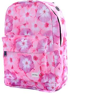 Spiral Pink Paradise Backpack