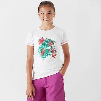 Regatta Mädchen Bosley CoolWeave T-Shirt