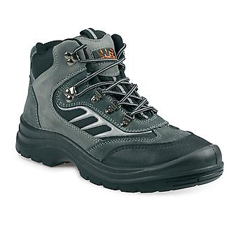 Worksite Grey Safety Trainer Boots. Steel Toe & Midsole. Sizes: 5-13 – SS605SM
