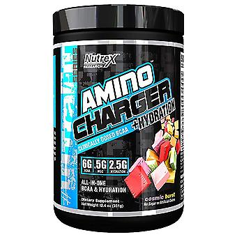 Nutrex Amino Charger + Hydration Grape Apple 360 gr (Sport , Muscle mass , Amino acids)