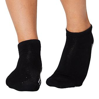 Jane women's super-soft bamboo ankle socks in black | By Thought