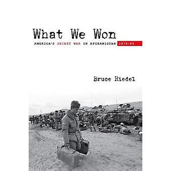 Was wir von Bruce Riedel gewonnen