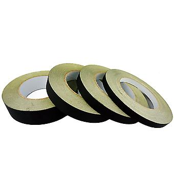 Black Acetate Insulated Single Side Adhesive Tape - 20mm x 30m