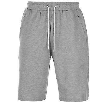 Lonsdale Mens Short Fleece Shorts Pants Trousers Bottoms