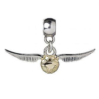 Harry Potter Bracelet Charm Golden Snitch