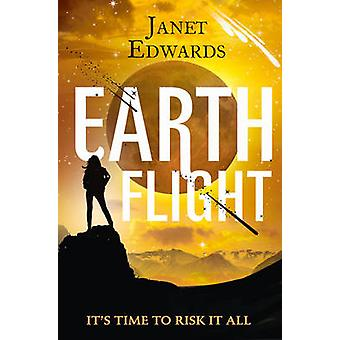 Earth Flight by Janet Edwards - 9780007443512 Book